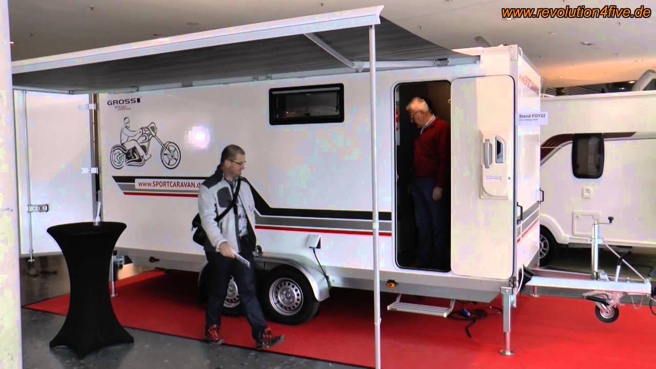 Vans oder anders: Flowcamper, Auto Fischer Octo-bus ...