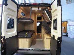 deletrear Quedar asombrado Energizar  Clever Flex 636 Sonderrecherche – Kastenwagen für fünf